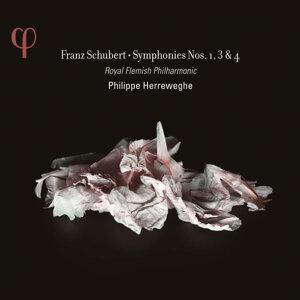 Philippe Herreweghe, Royal Flemish Philharmonic 歌手頭像