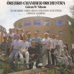 Örebro Chamber Orchestra and Göran W. Nilson 歌手頭像