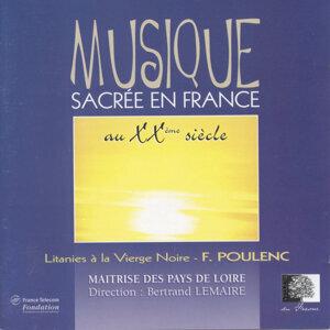 Damiens Hérisset, Maîtrise des Pays de la Loire, Bertrand Lemaire 歌手頭像