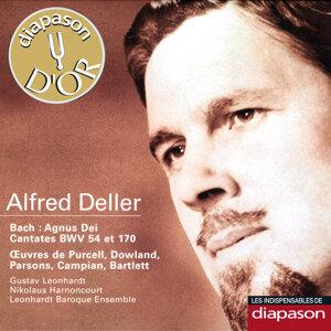 Consort of viols, Desmond Dupré, Leonhardt Baroque Ensemble, Nikolaus Harnoncourt, Alfred Deller, Gustav Leonhardt 歌手頭像
