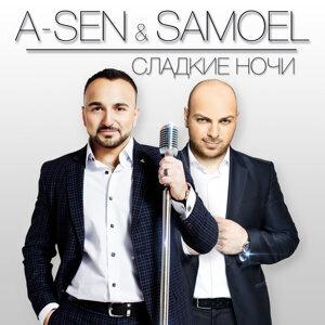 A-Sen, Samoel 歌手頭像