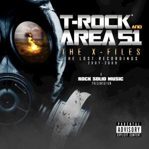 T-Rock & Area 51, T-Rock, Area 51 歌手頭像