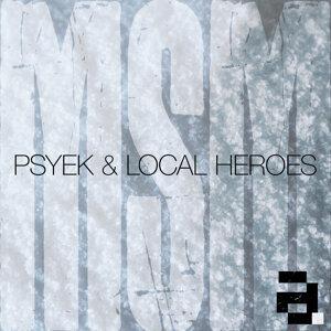 Psyek & Local Heroes, Local Heroes, Psyek 歌手頭像