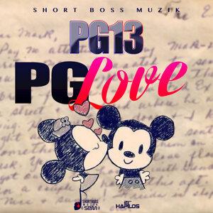 PG 13 歌手頭像