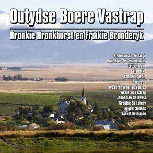 Bronkie Bronkhorst en Frikkie Brooderyk met Sy Orkes 歌手頭像