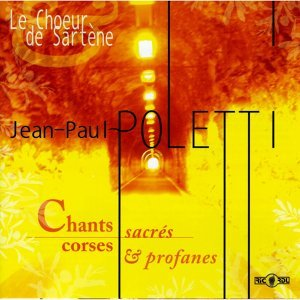Le Choeur de Sartène, Jean-Paul Poletti 歌手頭像