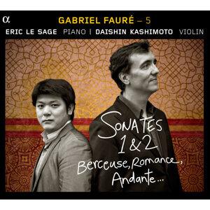 Daishin Kashimoto, Eric Le Sage 歌手頭像