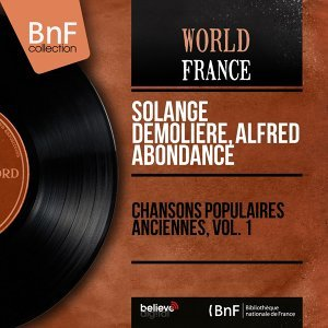 Solange Demolière, Alfred Abondance 歌手頭像