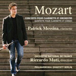 Patrick Messina, Riccardo Muti 歌手頭像