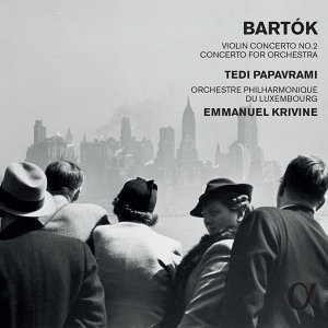 Emmanuel Krivine, Orchestre Philharmonique du Luxembourg, Tedi Papavrami 歌手頭像