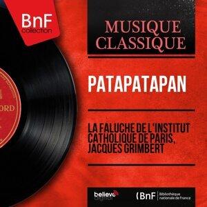 La Faluche de l'Institut catholique de Paris, Jacques Grimbert 歌手頭像