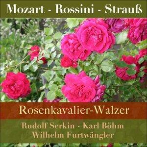 Rudolf Serkin, Bruno Walter, Ferenc Fricsay 歌手頭像