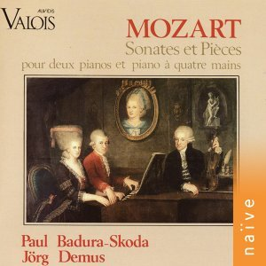 Paul Badura-Skoda, Jörg Demus 歌手頭像