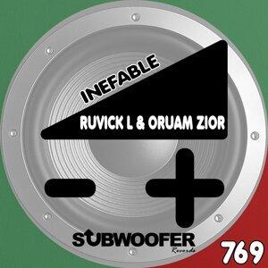 Ruvick L, Oruam Zior 歌手頭像