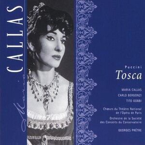 Maria Callas/Georges Pretre 歌手頭像