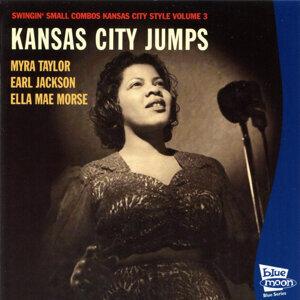 Myra Taylor, Earl Jackson, Ella Mae Morse 歌手頭像