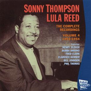 Sonny Thompson, Lula Reed 歌手頭像