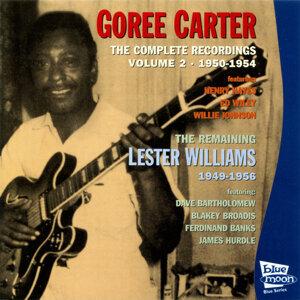 Goree Carter, Lester Williams 歌手頭像