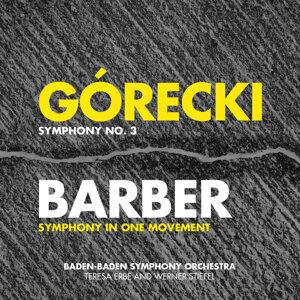 Baden-Baden Symphony Orchestra, Teresa Erbe and Werner Stiefel 歌手頭像