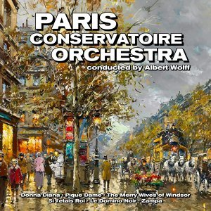 The Paris Conservatoire Orchestra, Albert Wolff 歌手頭像