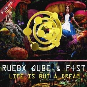 Ruebx Qube, F4ST 歌手頭像