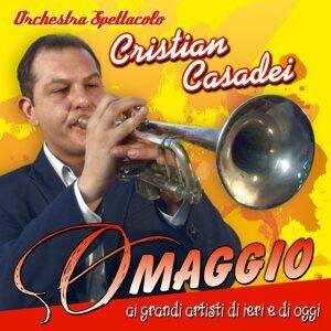 Cristian Casadei, Orchestra Spettacolo 歌手頭像