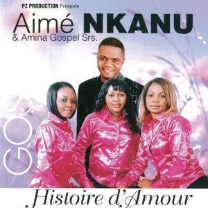 Amina Gospel Sisters, Aimé Nkanu 歌手頭像