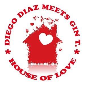 Diego Diaz, Gin T. 歌手頭像