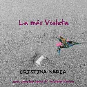 Cristina Narea 歌手頭像