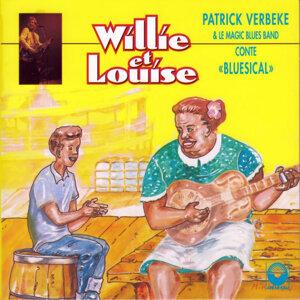 Le Magic Blues Band, Patrick Verbeke 歌手頭像
