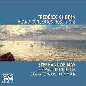Jean-Bernard Pommier, Slovak Sinfonietta, Stéphane De May 歌手頭像
