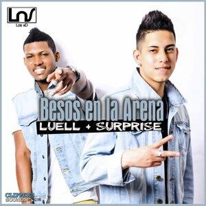 Luell, Surprise 歌手頭像