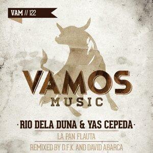 Rio Dela Duna, Yas Cepeda 歌手頭像