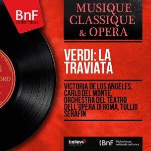 Victoria de los Ángeles, Carlo Del Monte, Orchestra del Teatro dell'Opera di Roma, Tullio Serafin 歌手頭像