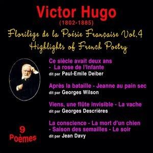 Paul-Emile Deiber, Georges Wilson, Georges Descrières, Jean Davy 歌手頭像