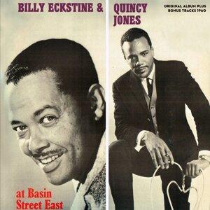Billy Eckstine, Quincy Jones Orchestra 歌手頭像