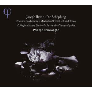 Philippe Herreweghe, Orchestre des Champs-Elysées, Collegium Vocale Gent 歌手頭像