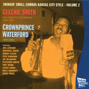 Geechie Smith, Crown Prince Waterford 歌手頭像