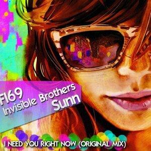 FI69, Invisible Brothers, Sunn, Sunn, FI69, Invisible Brothers 歌手頭像