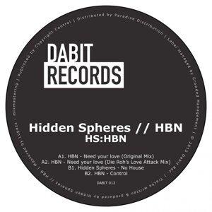 Hidden Spheres, HBN 歌手頭像