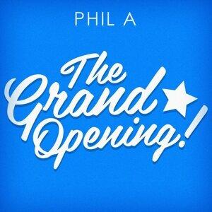 Phil A 歌手頭像