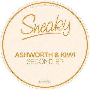 Ashworth, Kiwi 歌手頭像