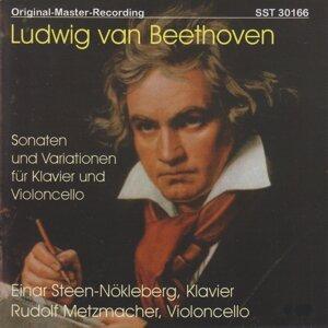 Rudolf Metzmacher, Einar Steen-Nøkleberg 歌手頭像