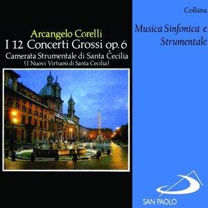 Adriano Canetta, Camerata Strumentale di Santa Cecilia 歌手頭像