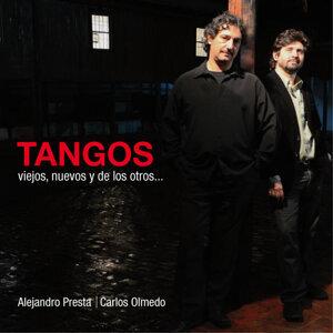 Alejandro Presta, Carlos Olmedo 歌手頭像