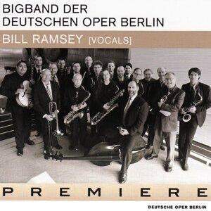 Bigband der Deutschen Oper Berlin / Bill Ramsey 歌手頭像