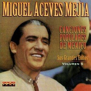 Miguel Aceves Mejía, Mariachi Vargas de Tecalitlán 歌手頭像