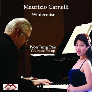 Maurizio Carnelli, Won Jung Pae 歌手頭像
