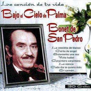 Bonet De San Pedro アーティスト写真