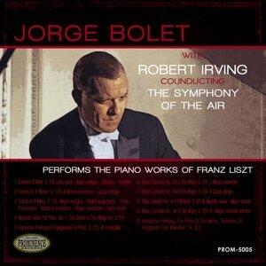 Jorge Bolet, Robert Irving, Symphony of the Air 歌手頭像